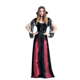 Halloween Vampire Witch Cosplay Costume Nihaostyles Wholesale Halloween Costumes NSQHM79107