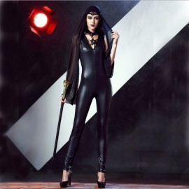 Cleopatra Witch Costume Jumpsuit Nihaostyles Wholesale Halloween Costumes NSQHM79117