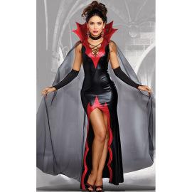 Vampire Female Devil Cosplay Costume Nihaostyles Wholesale Halloween Costumes NSMRP79217
