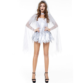 Demon Vampire Bride Cosplay Costumes Nihaostyles Wholesale Halloween Costumes NSMRP79220