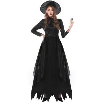 Halloween Costume Witch Cosplay Costume Nihaostyles Wholesale Halloween Costumes NSMRP79223