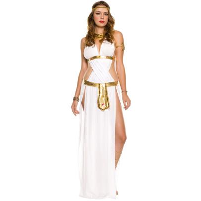 Halloween Venus Greek Goddess Cosplay Costume Nihaostyles Wholesale Halloween Costumes NSMRP79232