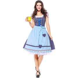 Women's Bavaria Style Costumes Nihaostyles Wholesale Halloween Costumes NSPIS79283