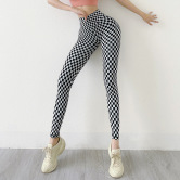 Women's Seamless Mesh Quick-drying Yoga Pants Nihaostyles Clothing Wholesale NSXER79800