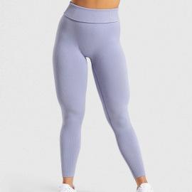Women's High Waist Seamless Quick-drying Yoga Leggings Nihaostyles Clothing Wholesale NSXER79799