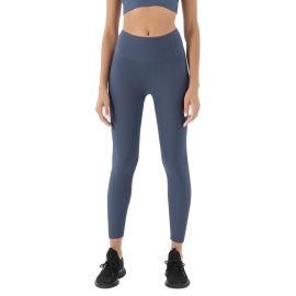 Women's Ribbed Abdomen High Waist Yoga Leggings Nihaostyles Clothing Wholesale NSXER79801