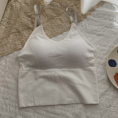 Summer  Women's Simple Camisole Nihaostyles Wholesale Clothing NSYID80883