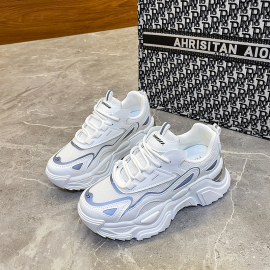 Color Matching Casual Sneakers Nihaostyles Wholesale Clothing NSYUS80780