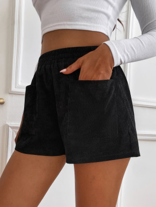 Summer Women's Loose High Waist Five-point Sports Pants Nihaostyles Wholesale Clothing NSJM79949