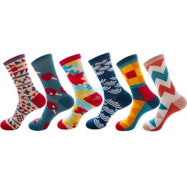 Women's Tube Socks Multicolors Nihaostyles Clothing Wholesale NSAMW80027