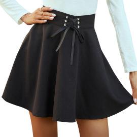 Women's High Waist Lace Slim Short Skirt Nihaostyles Clothing Wholesale NSJM80048