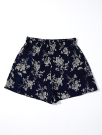 Women's Loose High Waist Shorts Nihaostyles Clothing Wholesale NSJM80187
