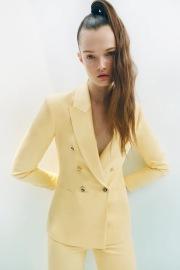 Women's Solid Color Long-sleeved Suit Jacket Nihaostyles Clothing Wholesale NSXPF77070