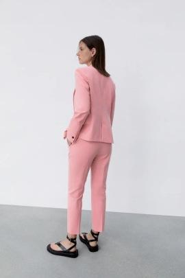 Women's Solid Color Suit Long Pants Nihaostyles Clothing Wholesale NSXPF77084