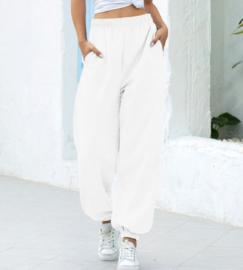 Women's Elastic High Waist Wide Leg Trousers Nihaostyles Clothing Wholesale NSOUY77486