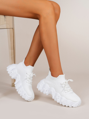 Thick-soled Casual Sneakers Nihaostyles Wholesale Clothing NSYUS80747