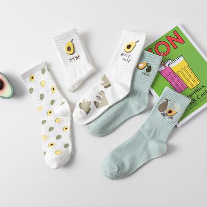 Long Tube Polyester Cotton Pure Color Socks Nihaostyles Clothing Wholesale NSLSD80691