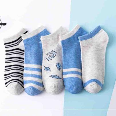 Polyester Cotton Socks 10-pairs Nihaostyles Clothing Wholesale NSLSD80695