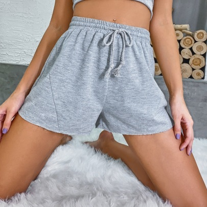 Summer Women's High-waisted Wide-leg Shorts Nihaostyles Wholesale Clothing NSJM80816