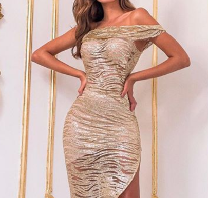 Raglan Sleeves Slim Dress Nihaostyles Clothing Wholesale NSYIS81329