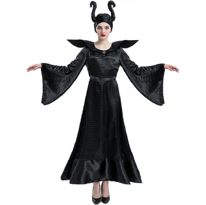 Cosplay Sleeping Spell Demon Witch Costume Nihaostyles Wholesale Halloween Costumes NSMRP80994