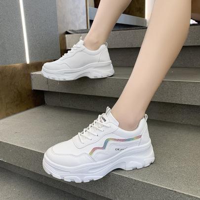 Platform Casual Shoes Nihaostyles Clothing Wholesale NSYUS81268