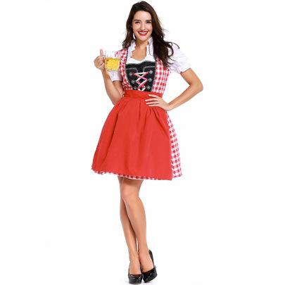 Bavarian National Traditional Costume Set Nihaostyles Clothing Wholesale NSPIS81381