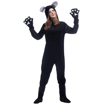 One-piece Animal Cosplay Set Nihaostyles Wholesale Halloween Costumes NSPIS81400