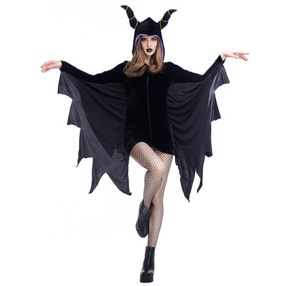 Vampire Devil Costume Set Nihaostyles Wholesale Halloween Costumes NSPIS81405