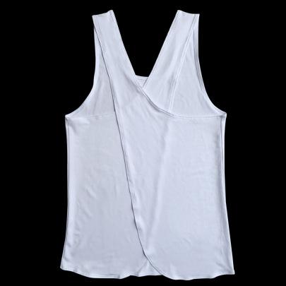 High Stretch Sleeveless Sling Vest Nihaostyles Clothing Wholesale NSZLJ81463