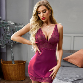 Women's V-neck High Waist Tight Lingerie Nihaostyles Clothing Wholesale NSMDS77137