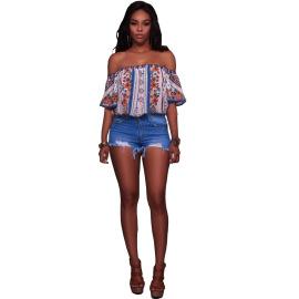 Women's Denim Shorts Nihaostyles Clothing Wholesale NSYB77210