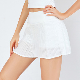 Women's Yoga Skort Nihaostyles Clothing Wholesale NSSMA77221