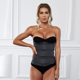 Women's Slimming Abdomen Corset Belt Nihaostyles Clothing Wholesale NSMDS77231