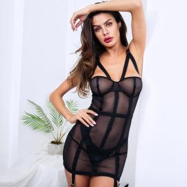 Women's Strap Lingerie Nihaostyles Clothing Wholesale NSRBL77262
