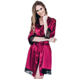 Women's Lace Nightgown Nihaostyles Clothing Wholesale NSFQQ77736