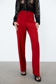 Women's Straight High Waist Pants Nihaostyles Clothing Wholesale NSAM77882