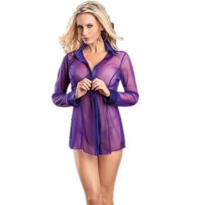 Women's Mesh Pajamas Nihaostyles Clothing Wholesale NSFQQ78105